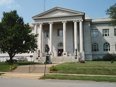 Leavenworth Courthouse